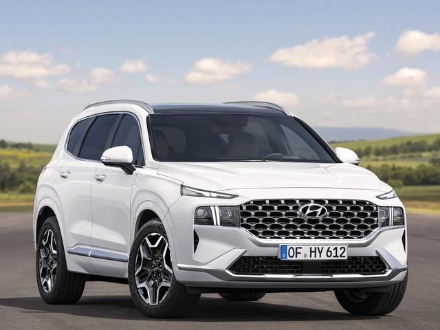 """Nuova Hyundai Santa Fe, il debutto in Italia con la versione """"20th Anniversary"""""""
