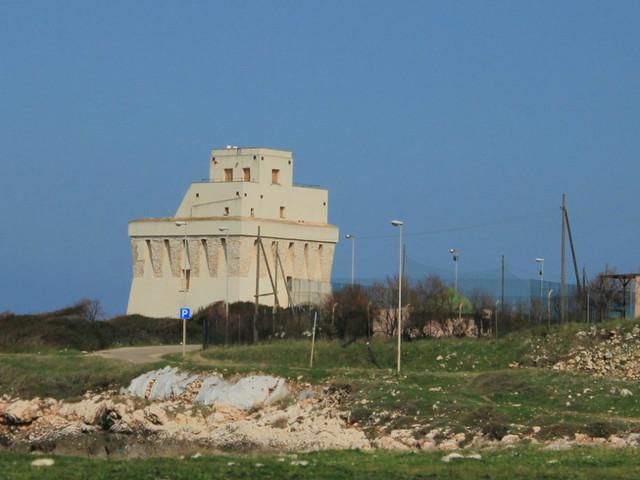 Tour a Torre Mileto, località balneare di Sannicandro Garganico