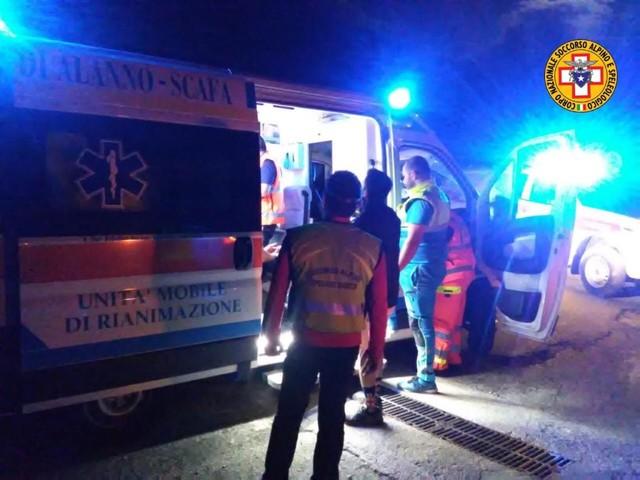Recuperati nella notte due escursionisti rimasti bloccati sulla Majella: salvati grazie alle coordinate del telefono