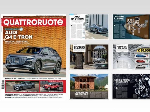 Nuovo Quattroruote - Scopri il numero di luglio