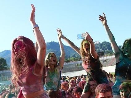 Decolla l'Holi Summer Festival