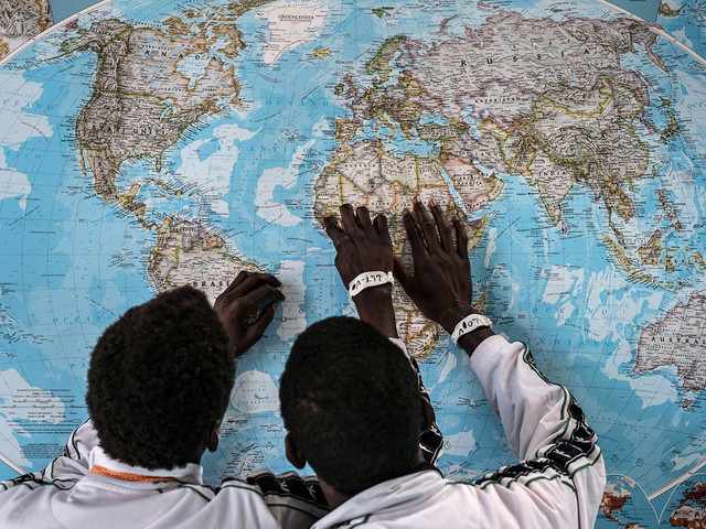 Nel mondo ci sono 227 milioni di migranti internazionali