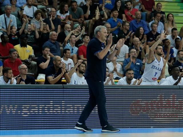 """Basket Verona Cup 2019, Meo Sacchetti: """"Attendo squadre più aggressive per vedere i passi avanti"""""""