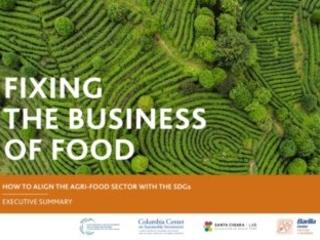 Agri-food e finanza insieme per sistemi alimentari più sostenibili