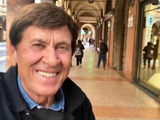 Gianni Morandi 'choc': si fa beccare da sua moglie, scenata di gelosia in vista?