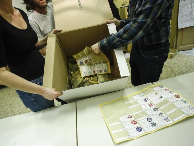 Elezioni del 26 maggio: in tre Comuni agli elettori verranno date tre schede
