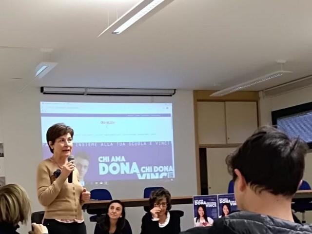 A scuola di solidarietà: Donaction fa tappa a Recanati