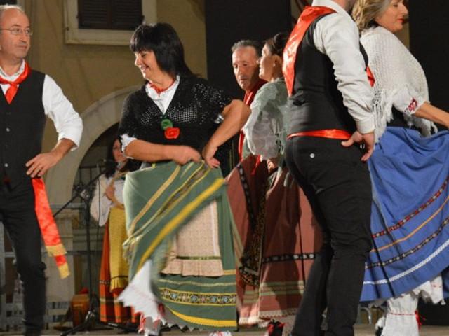 Sabato 26 ottobre giornata nazionale del folklore a Roma: i gruppi marchigiani presenti