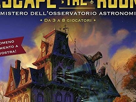 [Recensione] Escape the Room: Il Mistero dell'Osservatorio Astronomico