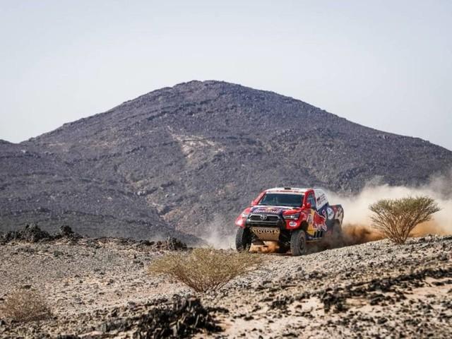 Dakar 2021, Stage 4 - Terza vittoria consecutiva per Al-Attiyah