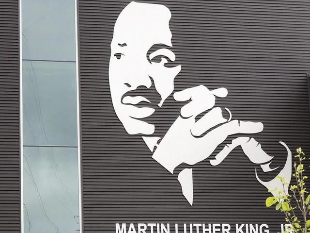 Nuova marcia su Washington 57 anni dopo Martin L. King