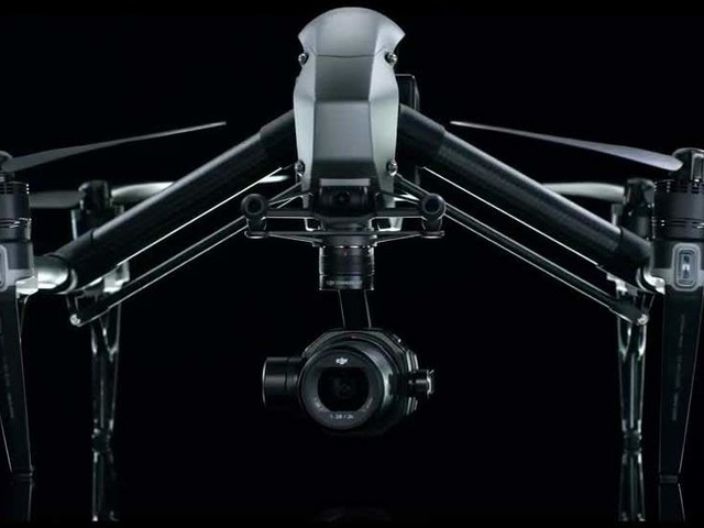 DJI presenta la videocamera Zenmuse X7