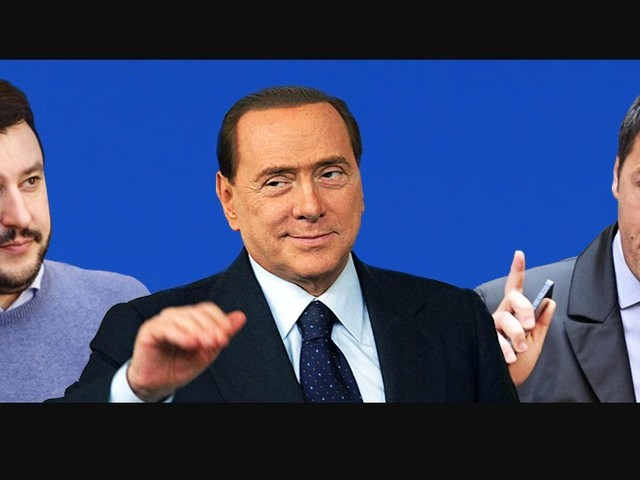 Matteo Salvini, il grande bluff