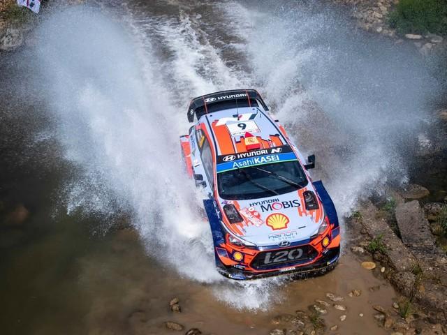Mondiale Rally - In Sardegna vince Sordo, incidente per Tänak