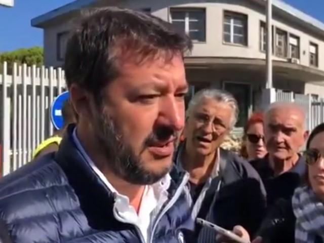 """Matteo Salvini replica a Fabio Volo: """"Io inseguivo i Casamonica, lui i quattrini, non accetto lezioni"""""""