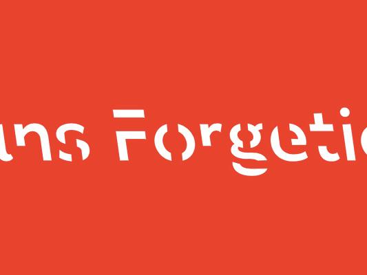 Il font fatto per essere ricordato