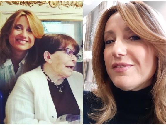 """Chi è Stefania Bonfadelli, figlia adottiva di cui Franca Valeri diceva: """"È la mia migliore amica"""""""