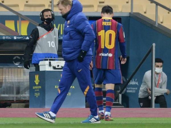 Due turni di squalifica a Messi: il Barcellona presenta ricorso