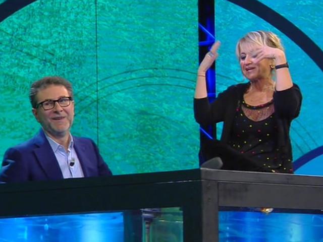 """""""Che tempo che fa"""" su Rai 1 – Decima puntata del 10 dicembre 2017 – Bono e Roberto Bolle tra i tanti ospiti."""