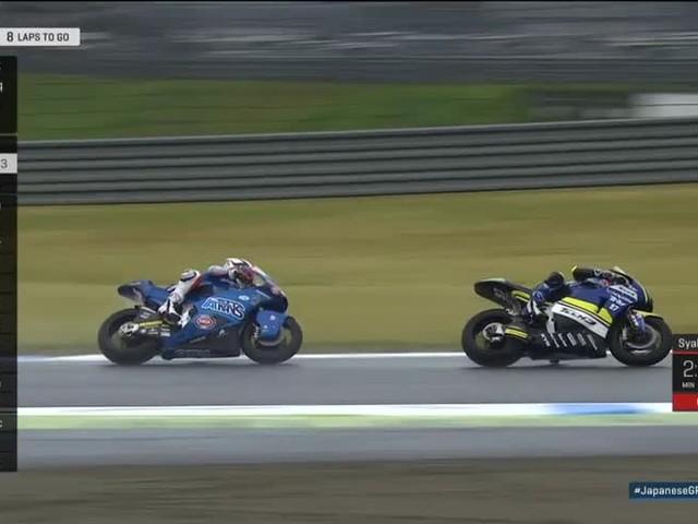 Moto2, GP Giappone: gli highlights della gara