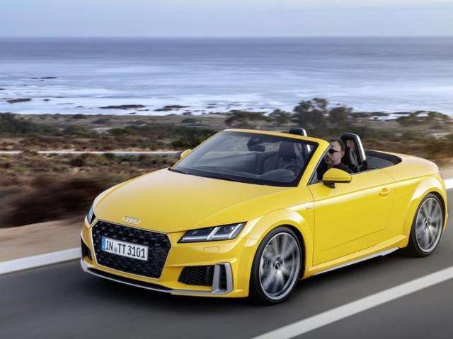 Audi TT - In Italia con prezzi a partire da 41.200 euro
