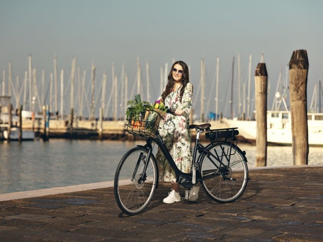 Skoda: una tradizione anche nel settore delle biciclette [FOTO]