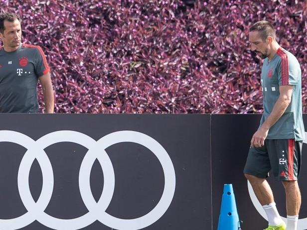 Ribery, multa del Bayern dopo insulti sui social