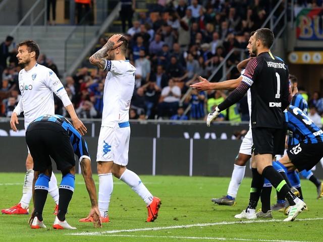 Serie A, Empoli retrocesso, Fiorentina e Genoa salve
