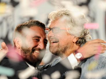 Il 5 novembre sarà un referendum: l'intervista di Beppe Grillo a La Sicilia