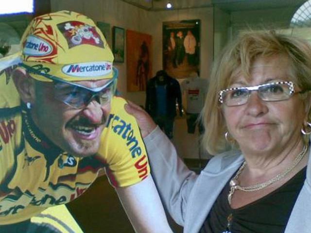 Tonina Pantani: chi è, vita privata, Marco Pantani, lavoro dell'ospite di Domenica In