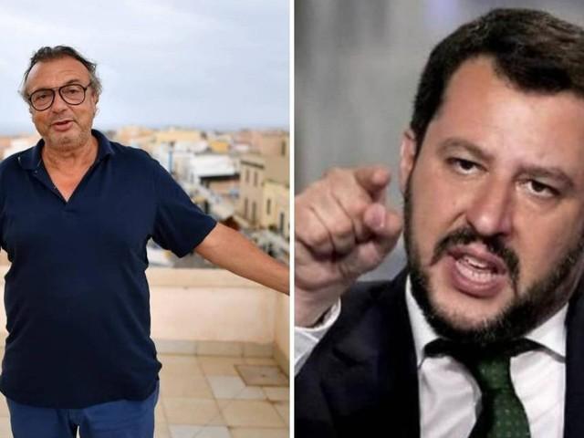 Migranti, Sindaco di Lampedusa accusa: 'Sbarchi aumentati da quando c'è Salvini'