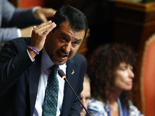 """Salvini: """"Cordone sanitario contro Lega in Europa è un metodo sovietico"""""""