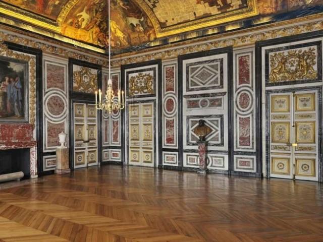Riaprono al pubblico gli appartamenti di Maria Antonietta a Versailles