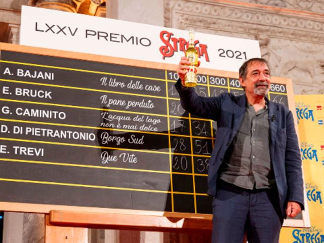Emanuele Trevi vince il premio Strega con 'Due vite'