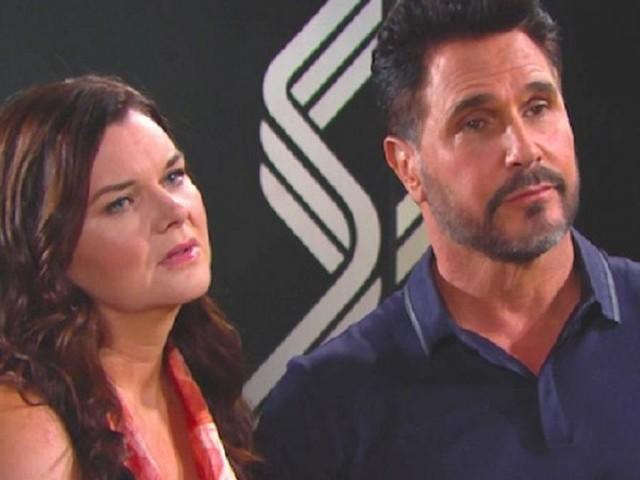 Beautiful, trama 25 novembre: Bill e Katie esortano Wyatt a non perdonare Flo