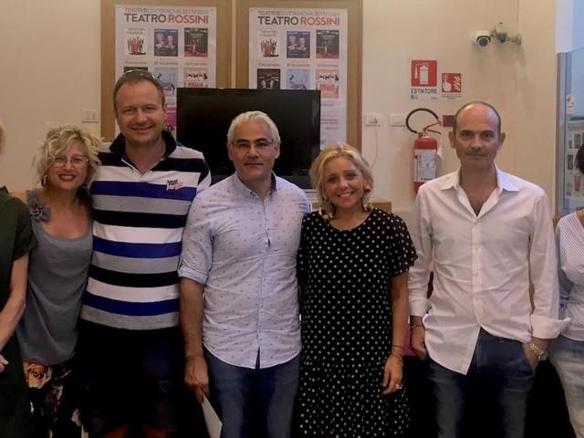 La nuova stagione di Civitanova tra teatro e cinema: al Rossini arriva Scanzi con uno spettacolo su Gaber