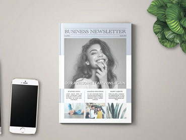 38 Best InDesign Newsletter Templates (New for 2020)