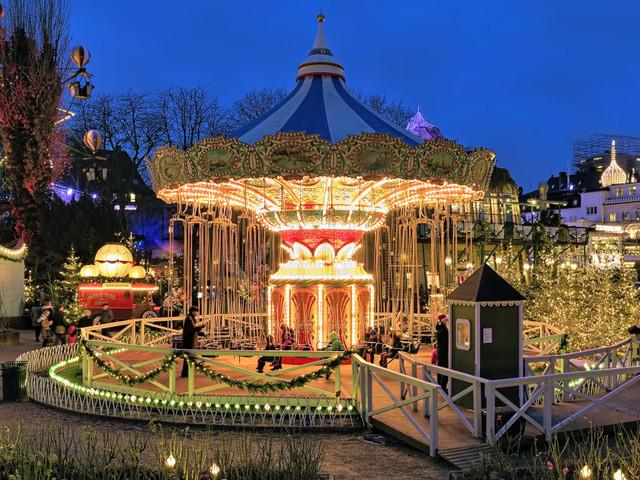 Dai giardini di Copenhagen ai cannoli di Praga fino al regno di Natale a Roma