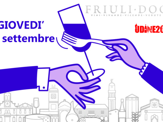 Friuli Doc: gli eventi di giovedì 12 settembre 2019