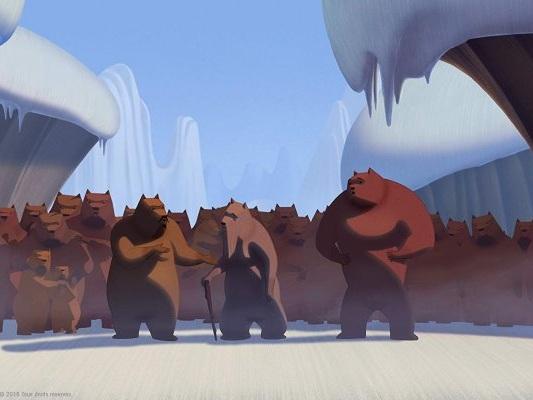 La famosa invasione degli orsi in Sicilia, clip esclusiva del film di animazione