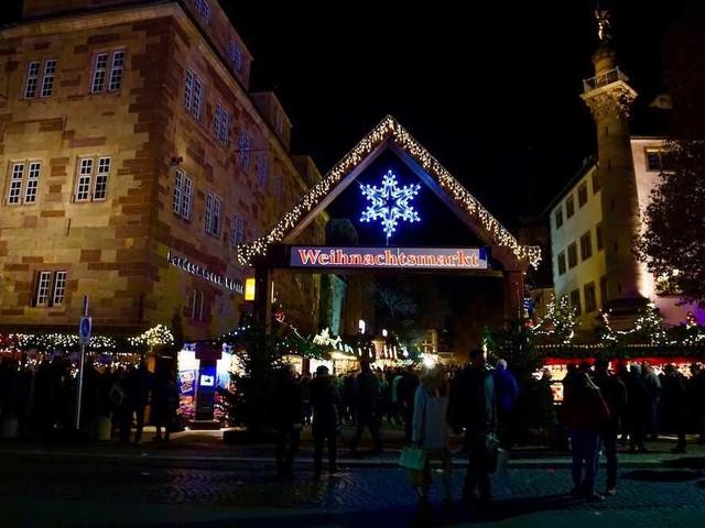 Mercatini di Natale di Stoccarda e di Esslingen