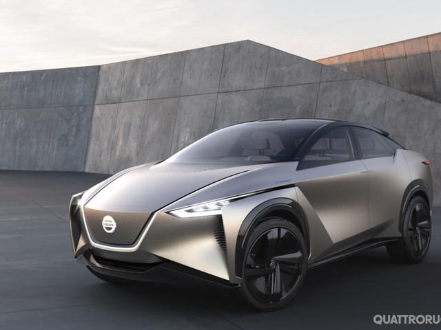 Nissan - A Pechino una nuova elettrica
