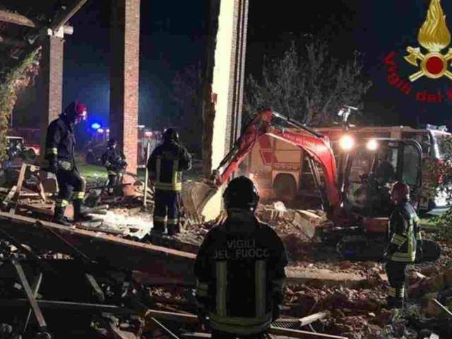 Esplosione Alessandria, confessa il proprietario della cascina