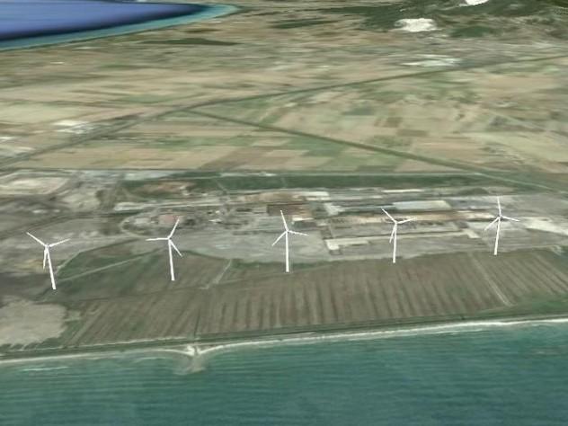 Legambiente, dal parco eolico a Piombino «più aspetti positivi che negativi»