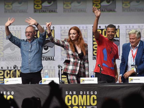 Game of Thrones 7, il panel del Comic-Con (Video)