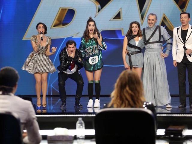 Clara Alonso e Diego Dominguez vincono Dance Dance Dance