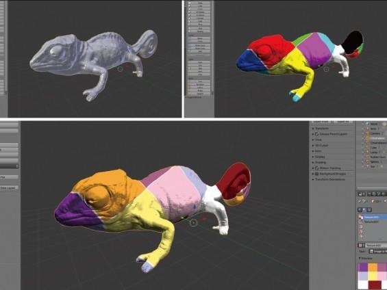Ora gli oggetti ora possono cambiare colore come i camaleonti (VIDEO)