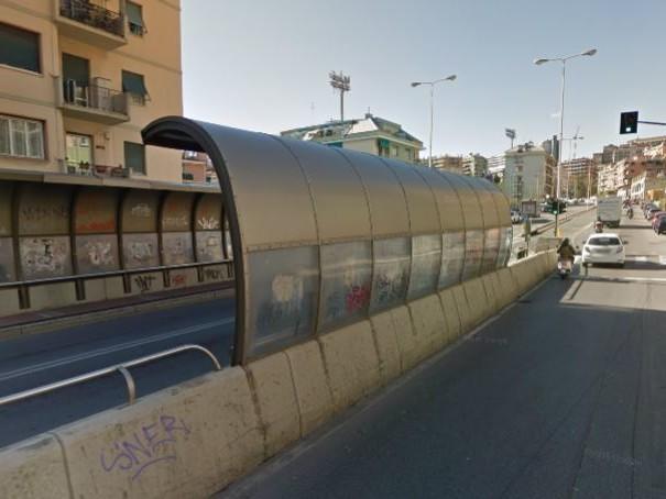 Genova, tragico incidente stradale: due morti carbonizzati