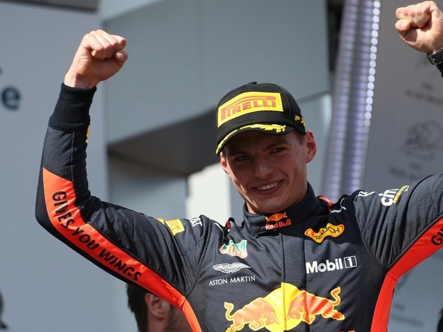 Formula 1, Verstappen poleman n. 100 della storia