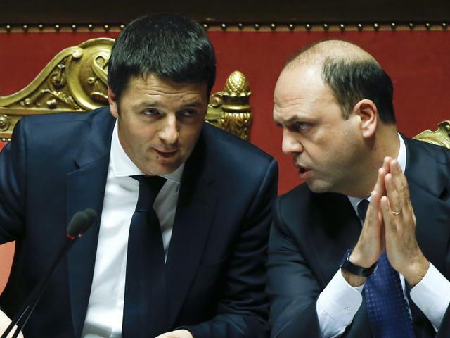 Alfano in attesa della migliore offerta. Verso il sì al Pd, nel pacchetto Sicilia, legge elettorale e Politiche